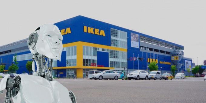IKEA se plantea incluir inteligencia artificial en la elaboración de sus muebles